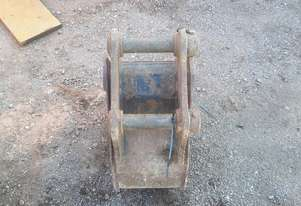 Custom 290mm batter/mud bucket Bucket-GP Attachments