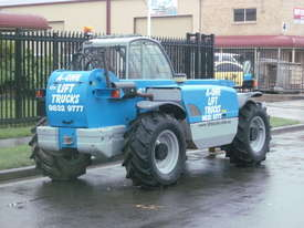 Rough Terrain Forklift - picture3' - Click to enlarge