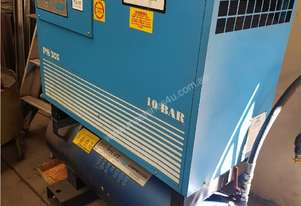 PILOT 5.5Kw SCREW COMPRESSOR Made in Australia, Low Hours - SOLD. AIR DRYERS & AIR TANKS fr $ 895