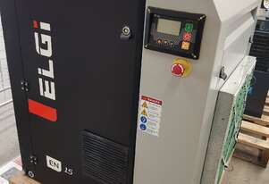 EUROPEAN 7.5/11/15/18Kw SCREW COMPRESSOR PACKAGES Incl DRYERS/TANKS