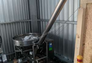 Brand New Auger Conveyor - Hopper Loader