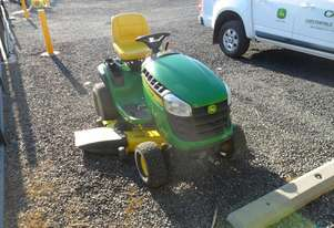 John Deere D140  Standard Ride On Lawn Equipment