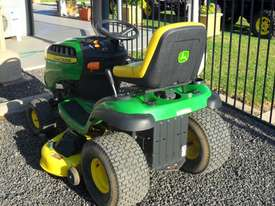 John Deere D140  Standard Ride On Lawn Equipment - picture3' - Click to enlarge