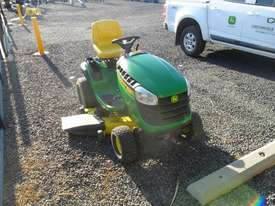 John Deere D140  Standard Ride On Lawn Equipment - picture0' - Click to enlarge