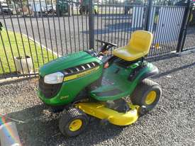 John Deere D140  Standard Ride On Lawn Equipment - picture1' - Click to enlarge
