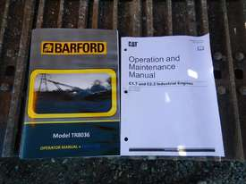 2018 Unused Barford TR8036 Tracked Conveyor - picture11' - Click to enlarge
