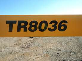 2018 Unused Barford TR8036 Tracked Conveyor - picture15' - Click to enlarge