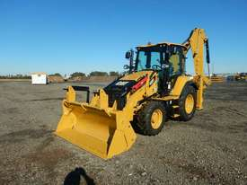 2018 CAT 432F2 Eco Turbo Powershift Backhoe Loader - picture0' - Click to enlarge