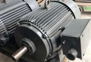 75 kw 100 hp 2 pole 415 volt AC Electric Motor
