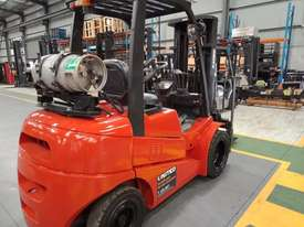Clark 3T Used LPG Forklift C30L - picture3' - Click to enlarge