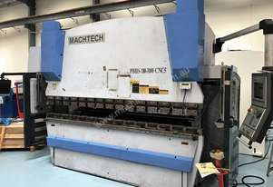 Machtech CNC 110 x 3100 Press Brake