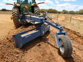 Heavy Duty Tractor 3 Point Linkage Grader Blade - picture0' - Click to enlarge