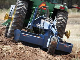 Heavy Duty Tractor 3 Point Linkage Grader Blade - picture1' - Click to enlarge