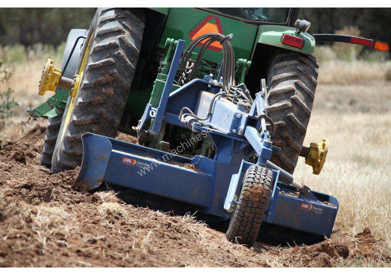 Heavy Duty Tractor 3 Point Linkage Grader Blade