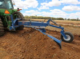 Heavy Duty Tractor 3 Point Linkage Grader Blade - picture2' - Click to enlarge