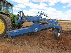 Heavy Duty Tractor 3 Point Linkage Grader Blade - picture5' - Click to enlarge