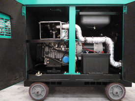 10.5kVA Nuvo Enclosed Used Generator Set  - picture1' - Click to enlarge