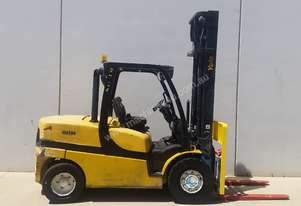Used 5T Diesel Counterbalance Forklift