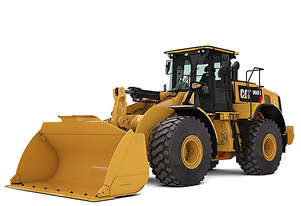 CATERPILLAR 966M WHEEL LOADERS