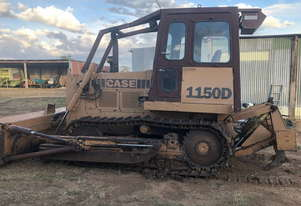 Case 1150D Bulldozer Sweeps Rippers fitted DOZETC