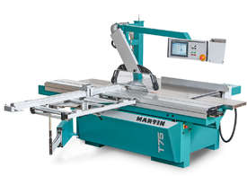 MARTIN T75 Double blade tilting panel saw  - picture2' - Click to enlarge