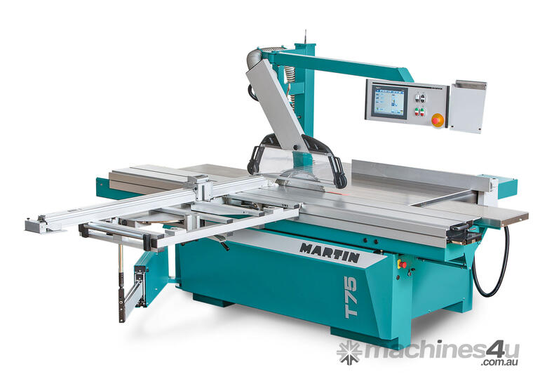 MARTIN T75 Double blade tilting panel saw