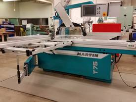 MARTIN T75 Double blade tilting panel saw  - picture14' - Click to enlarge