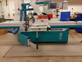 MARTIN T75 Double blade tilting panel saw  - picture15' - Click to enlarge