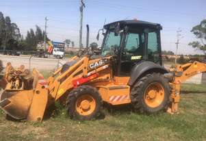 2013 Case 580 ST BACKHOE LOADER, one owner, 4/1, tilt batter, 2 x dig buckets, sevo control, 6000 hr