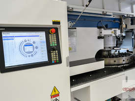 New Yawei HPE-3058 CNC Turret Punch Press. Siemens 840D & upgraded turret. - picture2' - Click to enlarge