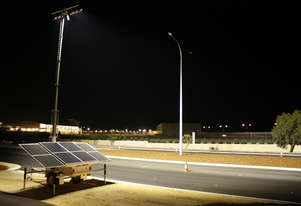 Used Solar LED Used Lighting towers available for sale