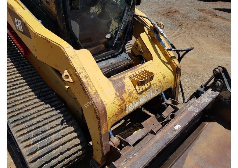 2008 Caterpillar 277C Multi Terrain Loader *CONDITIONS APPLY*