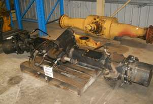Caterpillar   M322D AXLE