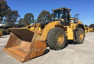 CATERPILLAR 980K Wheel Loaders integrated Toolcarriers