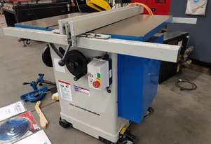 HAFCO ST-12D TABLE SAW, TILTING ARBOUR, 2016/7 Model, 5hp 415v, WHEEL KIT, Made in TAIWAN *SOLD*
