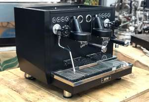 WPM KD-510 2 GROUP BLACK BRAND NEW ESPRESSO COFFEE MACHINE