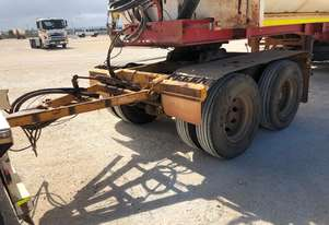 2006 TRANSPORT SPARES & EQUIPMENT TANDEM AXLE DOLLY