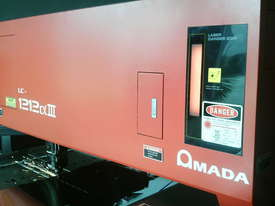 Amada LC 1212 Alpha III - picture2' - Click to enlarge