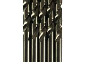 Alpha 9.0Ø HSS Silver Series Drill Bit - Pack of 5