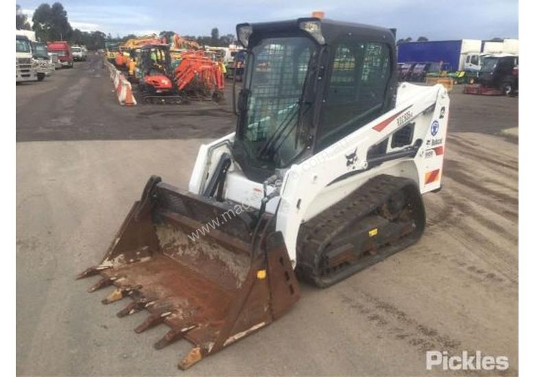 Used Bobcat T450 Mini Loader in , - Listed on Machines4u