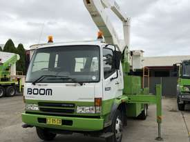 2006 MITSUBISHI FIGHTER 7.0 WITH 2007 SHERRIN TRAVEL TOWER - picture0' - Click to enlarge