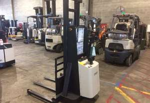 Electric Forklift Walkie Stacker M Series 2006