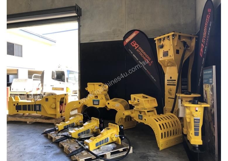 New Epiroc HB10000 Hydraulic Hammer Rock Breaker to suit 85-140T Excavators