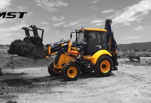 Mst  642 Backhoe Loader 2019