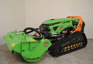 Remote Control Green Climber Slope Mower