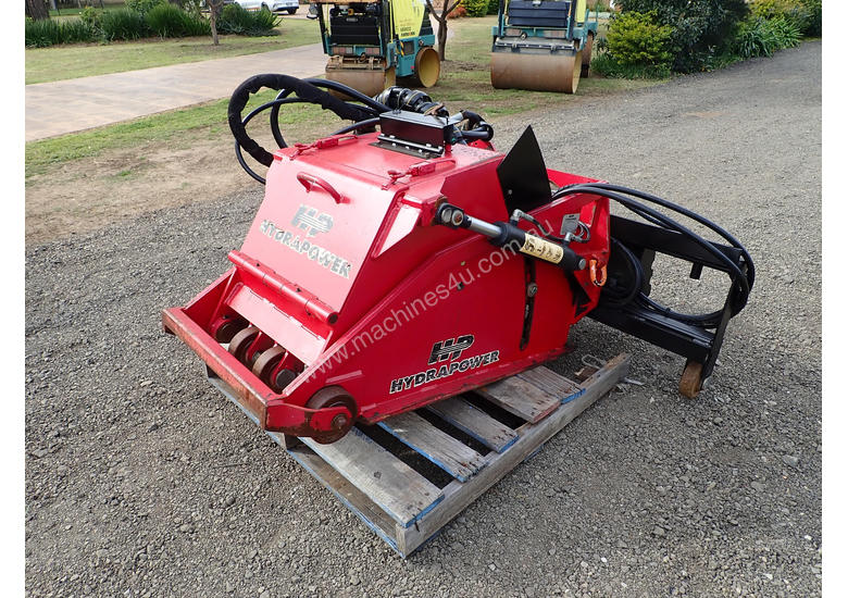 HYDRAPOWER AC450/200 COLD PLANER Profiler Attachments