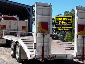 Freightliner Argossy Tipper & Tag Trailer.  TS481 - picture1' - Click to enlarge