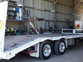 Freightliner Argossy Tipper & Tag Trailer.  TS481 - picture2' - Click to enlarge