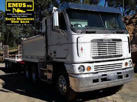 Freightliner Argossy Tipper & Tag Trailer.  TS481 - picture3' - Click to enlarge