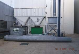 Custom Built Dust Extraction Unit